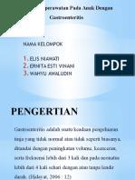 Asuhan Keperawatan Pada Anak Dengan Gastroenteritis. KELAR.pptx