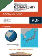 Carta de Nara