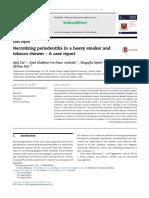articol parodontologie parodontology article english romanian