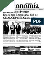 Periódico Economía de Guadalajara #95 Noviembre 2015