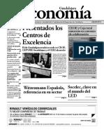 Periódico Economía de Guadalajara #76 Febrero 2014