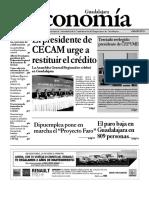 Periódico Economía de Guadalajara #80 Junio 2014