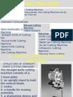 11 Cutting Machines