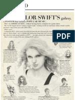 Taylor Swift's Galaxy