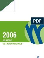 Relatório de Sustentabilidade 2006