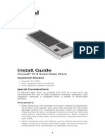 Crucial m2 Ssd Install Guide En