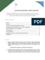 Ligand Pharmaceuticals - Appendix