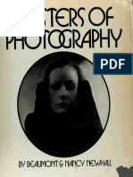 Beaumont Newhall - The History of Photography 1968