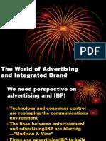 Advertising & IBP