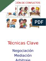 Técnicas Claves de Negociación