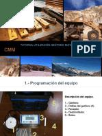 Tutorial de Geófono Instantel_Programación, Instalación y Deacarga de Datos