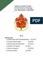 Market Distribution Strategy PT Barokah Indoselo