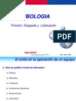 Curso Tribologia Friccion Desgaste Lubricacion Maquinarias Principios Pulido Rugosidades Superficiales Aditivos