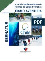 Guía Turismo Aventura Chile