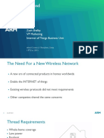 The Need For a New Wireless Network