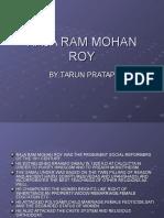 18.Raja Ram Mohan Roy