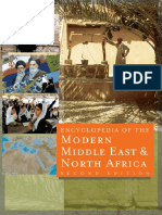 The Encyclopedia of the Modern Middle East and North Africa, 2nd Edition