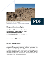 Kings of the Stone-Age?   Review article of Star.Ships