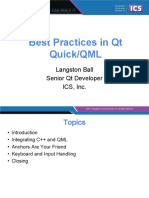 Best Practices in Qt Quick