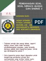 60308448 Pembahasan Soal Soal Neraca Massa Dan Energi 2