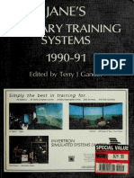 Gander Terry, Ed. Jane's Military Training Systems 1989-90