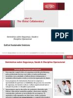 Seminários Dupont - Cultural e Gestão Riscos