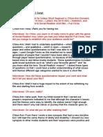 Evaluation Question 3 Script