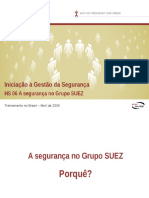HS 06 a Segurança No Grupo SUEZ