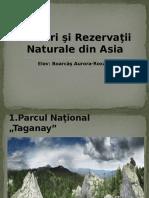 Parcuri Si Rezervatii Naturale Din Asia