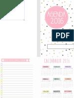 Agenda 2016 (Adelante)