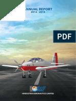 HAL Annual Report 2014-15_English