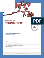 4th Edition Stories for Youngesters a Collection of Stories by Rizwan Ahmed Memon TRLCL