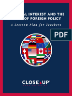 national interest foreign policy lesson planvfinal