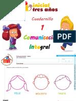 Cuadernillo Completo Com in 3 Años