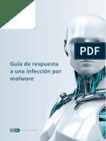 Guia Respuesta Infeccion Malware ESET