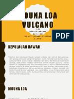 Mouna Loa Vulcano