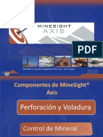 perforacion minesight