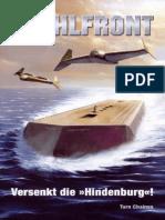 Stahlfront Band 2 Versenkt Die Hindenburg