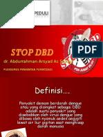 Penanggulangan DBD