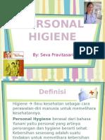 Personal Hygiene Kdm