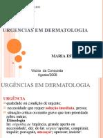 URGÊNCIAS_EM_DERMATOLOGIA