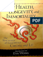 The tao of health sexuality and longevity pdf