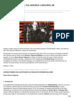 Kmarx.wordpress.com-Antonio Gramsci en Los Estudios Culturales de RaymondWilliams
