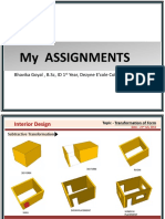 Bhavika Goyal Assignments Portfolio