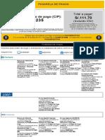 Manual  de Pago Efectivo loginstore