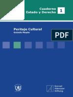 Peritaje Cultural