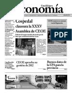 Periódico Economía de Guadalajara #70 Julio 2013