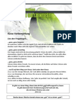 Götzen-Test (Booklet)