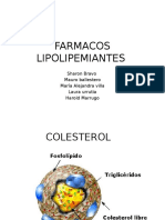 FARMACOS LIPOLIPEMIANTES