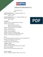 Aula 5_Revisão Gramatical